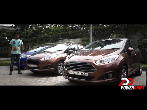 2014 Ford Fiesta: First Drive: PowerDrift