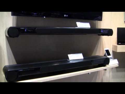 CEDIA 2012: Yamaha Digital Sound Projectors