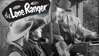 The Lone Ranger - Barnaby Boggs, Esq
