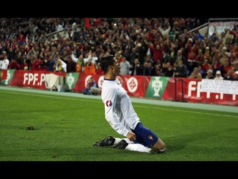 Cristiano Ronaldo - Football God 2015 HD
