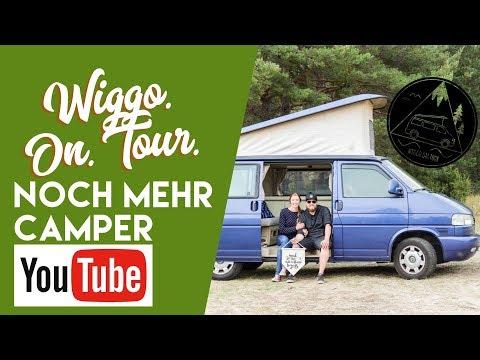 Noch mehr Camper Youtube - heute mit Wiggo on tour - Folge #10