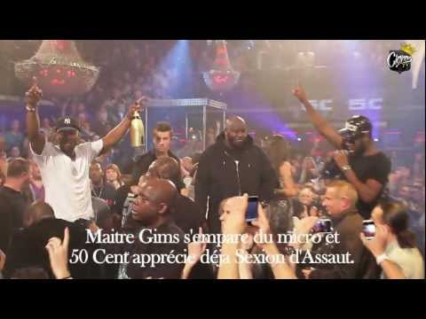 CianosTV - G-Unit Party // 50 Cent & Tony Yayo + Maitre Gims - 30/10/11 Music Videos