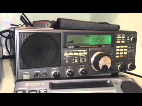 Medium wave DX: SBC Radio Riyadh 1521 KHz, Saudi Arabia