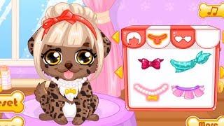 Puppy Makeover Hair Salon - Fun Games For Kids