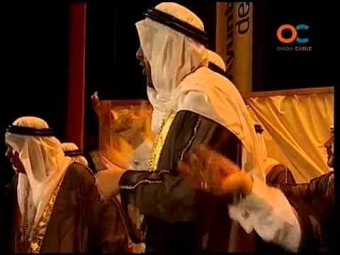Chirigota Los emires por donde se mire. Actuacion completa Preliminares.