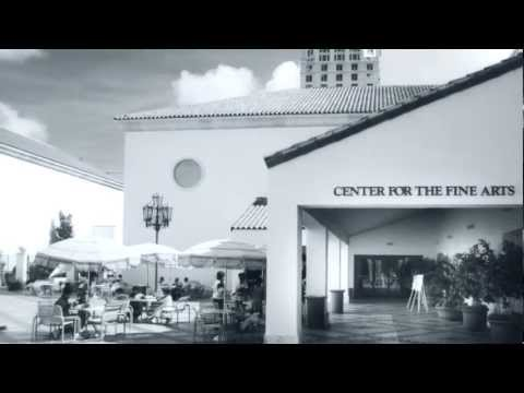 Commemorating Miami Art Museum's 29 historical years at Miami-Dade Cultural Center