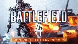 Battlefield 4 - How to play on the CTE Servers
