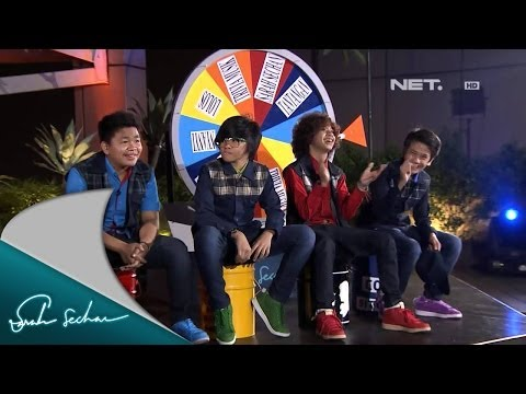 Sarah Sechan - Coboy Junior video