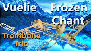 Vuelie (Frozen Na Na Na Song) on Three Trombones - with Sheet Music