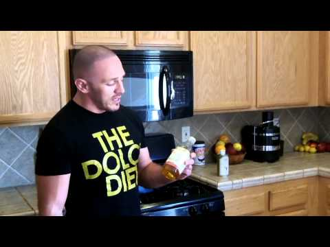 In the Kitchen with The Dolce Diet: Cooking oil