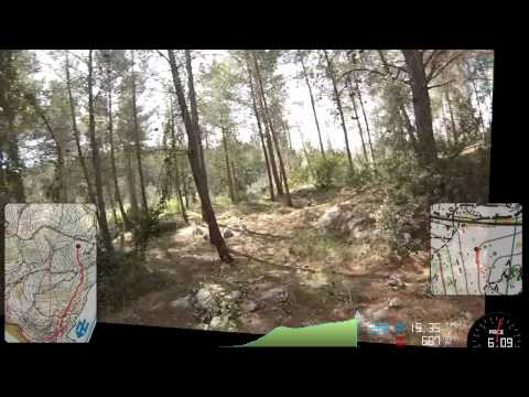 Israel Orienteering Local Event 01 MAR 2014
