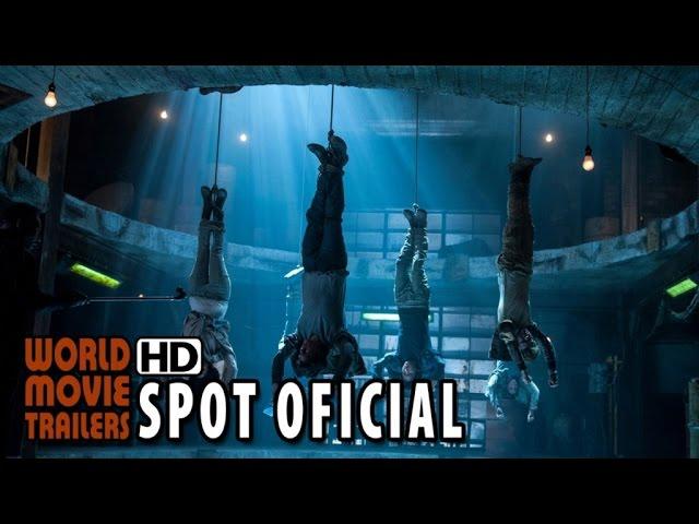 Maze Runner: Prova de Fogo Spot #3 Oficial Legendado (2015) - Dylan O'Brien HD