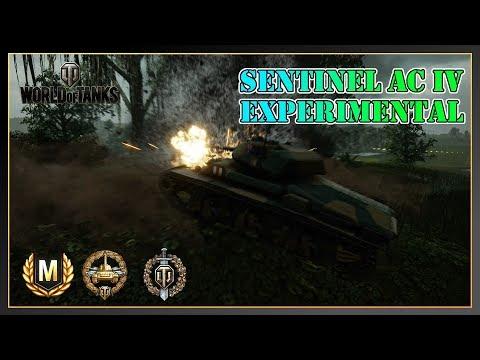 World of Tanks // Sentinel AC IV Experimental // Ace Tanker // Top Gun // Xbox One