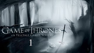 Cry Plays: Game of Thrones [Telltale] [Ep1] [P1]