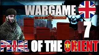 Wargame: Red Dragon -Campaign- Pearl of the Orient: 7
