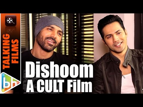 Dishoom Will Become A CULT Film Says John Abraham | Varun Dhawan