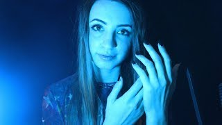 [ASMR] Color Test: Gentle Hand Movements