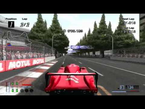 Gran Turismo 4 - Gameplay PS2 (Tokio Route. GTone)