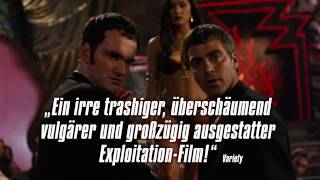 From Dusk Till Dawn HD Trailer Deutsch German Horror Movie 1996