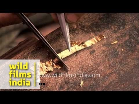 Learn how Kundan and gold jewellery is made in Jaipur