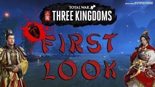 Total War: Three Kingdoms | Early Access Gameplay - Sun Ren & Sun Quan Night Ambush