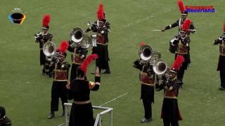 Download Lagu Marching Band Gita Bahana Nusantara tijdens WMC Kerkrade 2017 Gratis STAFABAND
