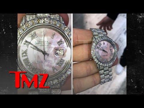 Danielle Bregoli Gifted First Rolex Watch for 16th Birthday | TMZ thumbnail
