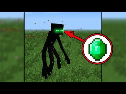 🌚5 ФАКТОВ О ЭНДЕРМЕНАХ В МАЙНКРАФТЕ!🌚 +ОПЫТЫ / Minecraft факты и опыты
