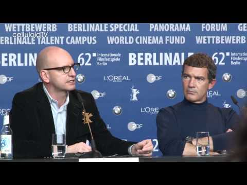 STEVEN SODERBERGH on HAYWIRE Berlinale 2012