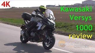 Kawasaki Versys 1000 (2019) review (4K) - Onroad.bike