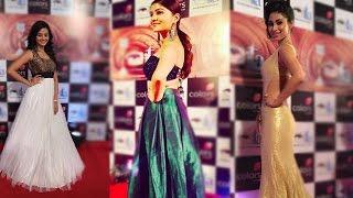 TV Stars Glamorous Look For ITA Award Function | #TellyTopUp