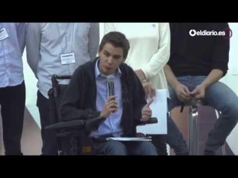 El equipo de Pablo Iglesias contesta en la segunda jornada de la Asamblea Podemos