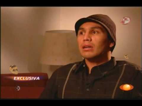 Salvador Cabanas Interview Salvador Cabañas 12 Marzo