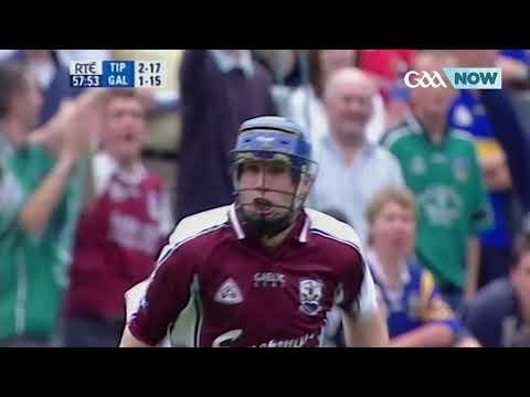 GAANOW Rewind: 2005 Damien Hayes Goal in Hurling Quarter Final - Galway v Tipperary