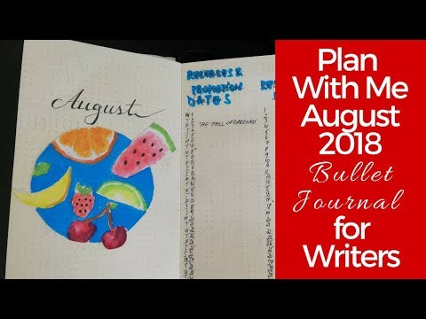 Writing and Publishing Goals for 2018 and Monthly Goals for January - Author Life