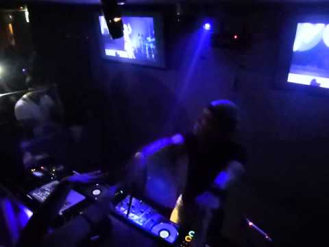 DJ Marc Panther 2015.6.26 GENIUS TOKYO 15th Anniversary(globe night)@GENIUS TOKYO