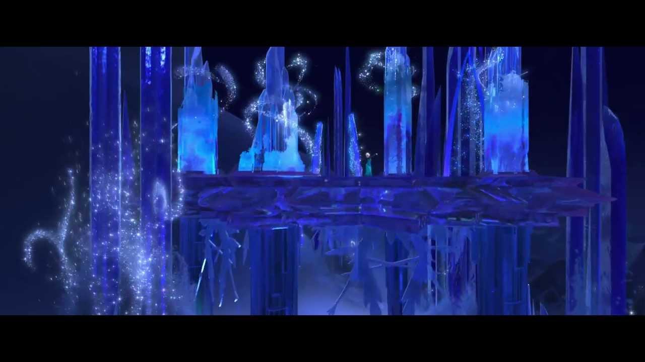 Frozen I Let It Go Performed By Idina Menzel I Disney HD