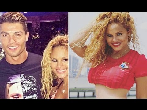 Cristiano Ronaldo's hot new girlfriend | रोनाल्डो की नई प्रेमिका | lisa hernandez | india's best