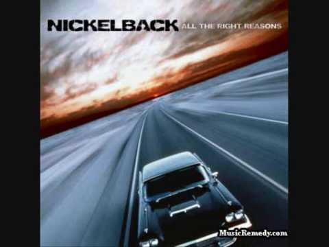 Nickelback - Saturday Nights Alright For Fighting