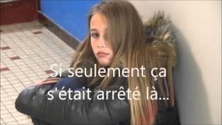 """Prix """"Non au harcèlement"""" 2016 """"Le harcèlement c'est fini"""" Collège Albert Camus"""