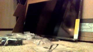 01. VinnyGAMERAMA's Sweet Sony BRAVIA Unboxing 40W600B