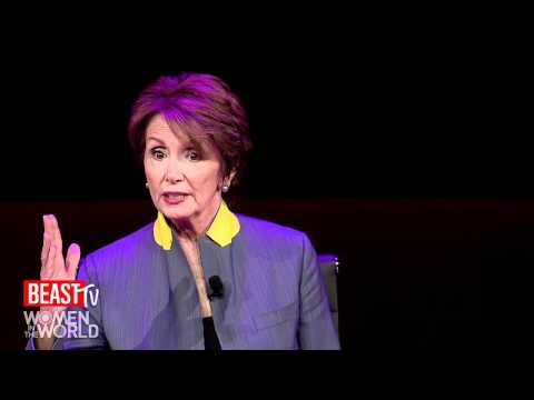 Women in the World 2012: Nancy Pelosi: Limbaugh Should Be  Advertiseless