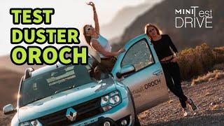 Lo que Tienes que Saber del RENAULT DUSTER OROCH 4X4 - Test Drive