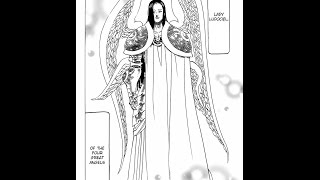 Nanatsu No Taizai Chapter 202 review Ludociel Of The Four Archangels