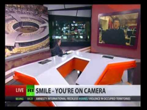 RT: GCHQ NSA 'Optic Nerve' spooks hack millions of Yahoo! webcams - Tony Gosling
