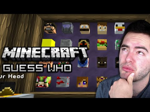 Minecraft: GUESS WHO 2.0! - Mini Game