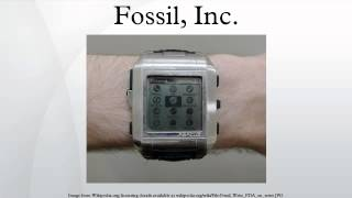 Fossil, Inc. | Industry on Campus | Academy of Art University