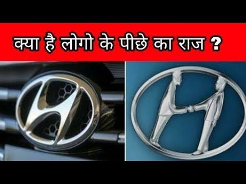 10 Secrets Hidden Inside Famous Logos in Hindi
