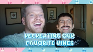 RECREATING OUR FAVORITE VINES! by : SUPERFRUIT