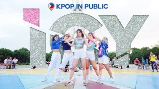"""[KPOP IN PUBLIC] 있지 ITZY - """"ICY"""" Dance Cover by ALPHA PHILIPPINES"""